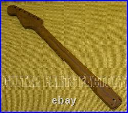 099-0403-920 Fender Roasted Pao Ferro Stratocaster Neck 22 Jumbo Frets Flat Oval