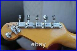 1964 Original Pre-cbs Fender Stratocaster Neck & Original Kluson Tuners