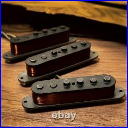 1967 Vintage Replacement pickup set fit Fender stratocaster