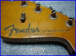1980s Fender 62 Stratocaster US Vintage Reissue Neck Beautiful Figured Rosewood