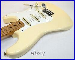 1994 MIM Fender Squier Series Stratocaster White USA Sourced Body & Neck