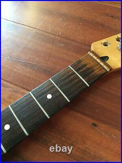 1999 Fender Standard Strat Neck Rosewood Relic Stratocaster