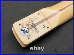 2012 Fender American Strat MAPLE NECK with TUNERS Stratocaster USA Electric Guitar