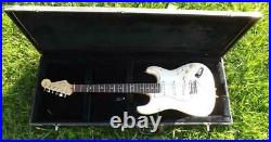 2012 Olympic White Fender American Standard Stratocaster, Rosewood Neck