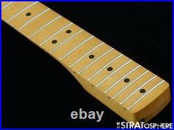 2021 Fender Jimi Hendrix Strat NECK Stratocaster, Maple Reverse Headstock
