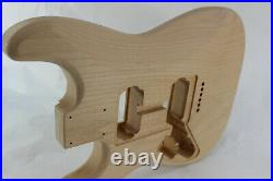 Alder HxH Hardtail guitar body fits Fender Strat Stratocaster necks J290