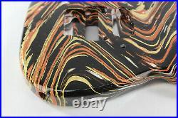 Basswood HXX guitar body fits Fender Strat Stratocaster neck Floyd Rose J148