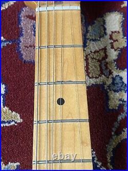 Fender 2019 Vintera 50s Stratocaster Seafoam Green Maple Neck Electric Guitar