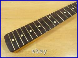 Fender AVRI 62 Hot Rod Stratocaster Relic Neck Sweet 9.5 Vintage Rosewood Relic