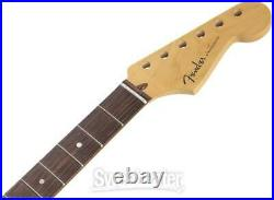Fender American Deluxe Stratocaster Replacement Neck Rosewood