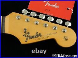 Fender American Original 60s Strat NECK &TUNERS Stratocaster USA Rosewood Big C