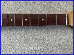 Fender Custom Shop Stratocaster Neck Slab Board Rosewood, Lite Relic