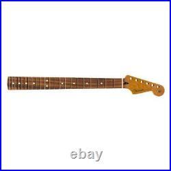 Fender Roasted Pao Ferro Stratocaster Neck 22 Jumbo Frets 0990403920