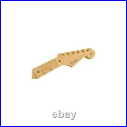 Fender Soft V Maple Neck for Classic Player'50s Stratocaster Guitar