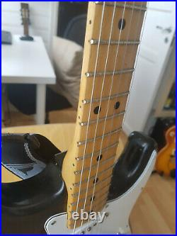 Fender Stratocaster 1974 maple neck with tuners