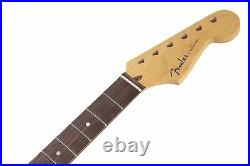 Fender USA American Rosewood Fingerboard Stratocaster Neck, Compound Radius