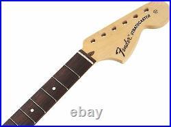 Fender USA American Stratocaster Rosewood Fingerboard Guitar Neck, 22 Jumbo Fret