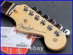 Fender USA Professional Strat Rosewood NECK with TUNERS American Electric Guitar