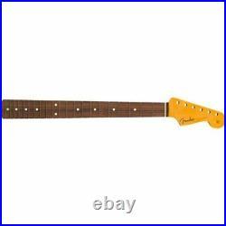 Genuine Fender Classic 60s Stratocaster/Strat Guitar Neck, C Shape, Pau Ferro