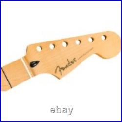 Genuine Fender Sub-Sonic Baritone Stratocaster Neck, 22 Med Jumbo, Maple