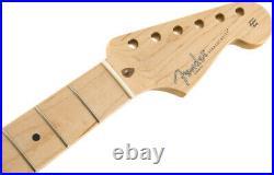 Genuine Fender USA American Professional Stratocaster/Strat Maple & Walnut Neck