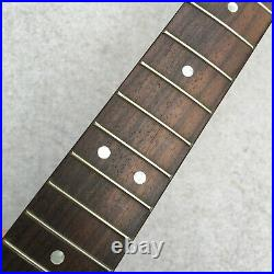 Guitar neck fender Stratocaster 22 frets maple rose