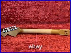 Lic. Fender Stratocaster Nitro Neck Aged Relic 68-70 Allparts MIJ Strat Japan
