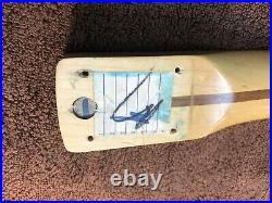MIM Fender Stratocaster Guitar Neck with Tuners Made in Mexico