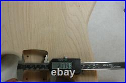 Maple Hxx guitar body fits Fender Strat Stratocaster neck Floyd Rose J505