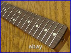 NEW Allparts Fender Licensed Aged Rosewood for Stratocaster Strat NECK SRVF-C