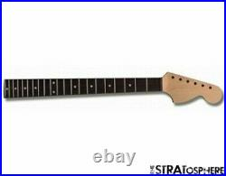 NEW Allparts Fender Licensed for Stratocaster Strat NECK Rosewood 70s Style LRO