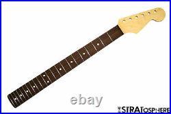 NEW Allparts Fender Licensed for Stratocaster Strat NECK Rosewood Vintage SRF