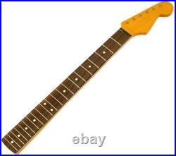 NEW Fender Lic Allparts Stratocaster NECK Strat Rosewood Vintage 21 Fret SRF-21