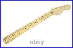 NEW Fender Lic CHUNKY Maple Stratocaster Strat NECK Guitar Baseball Bat SMO-FAT