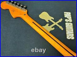NEW Fender Squier Classic Vibe 70s Stratocaster NECK With TUNING PEGS