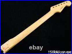 NEW LEFTY Fender American Elite Stratocaster Strat NECK USA Maple 770-8467-821