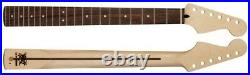 NEW Mighty Mite Fender Lic Stratocaster Strat NECK Compound Rosewood MM2900CR-R