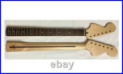 NEW Mighty Mite Fender Lic Stratocaster Strat NECK Reverse HS MM2936CR-RH-R