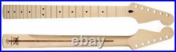 NEW Mighty Mite Fender Licensed Stratocaster Strat NECK Maple V MM2902V-M
