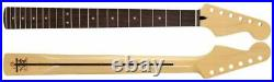 NEW Mighty Mite Fender Licensed Stratocaster Strat NECK Tint Rosewood MM2900VT-R