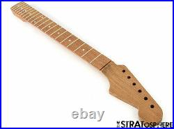 NEW WD Fender Licensed for Stratocaster Strat NECK Bubinga Vintage Chunky 21