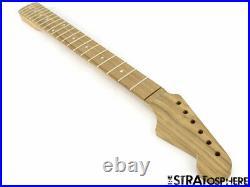 NEW WD Fender Licensed for Stratocaster Strat NECK WALNUT Vintage Chunky 21