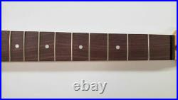 New UPGRADED WD Music Stratocaster Neck Rosewood Fretboard Fender Licenced