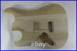 Poplar HxS guitar body fits Fender Strat Stratocaster neck Floyd Rose J391